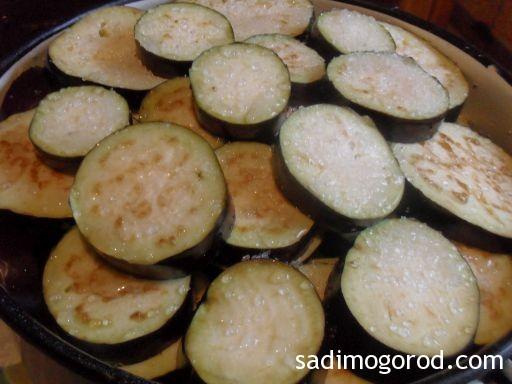 простой салат из баклажанов на зиму 2